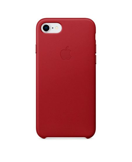 Чехол для iPhone Apple iPhone 8 / 7 Leather RED